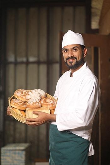 Bakery-chef