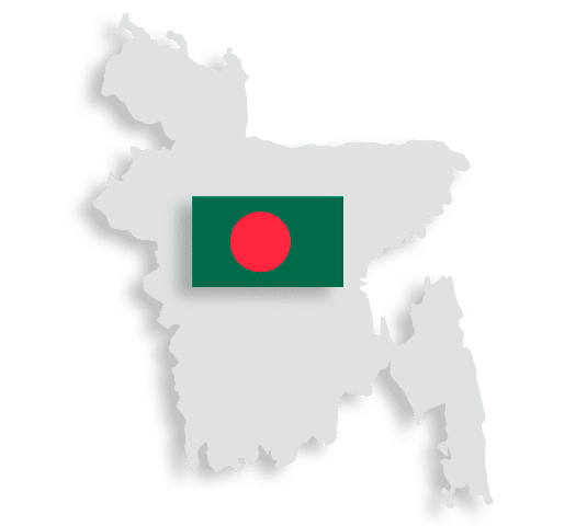 Bangladesh-Lesaffre-Map