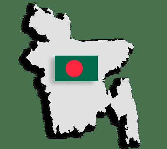 Bangladesh-Lesaffre-Map